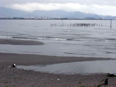 東三河海岸漂着物学習セミナー・1_c0019338_2122813.jpg