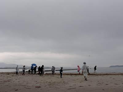 東三河海岸漂着物学習セミナー・2_c0019338_22275859.jpg