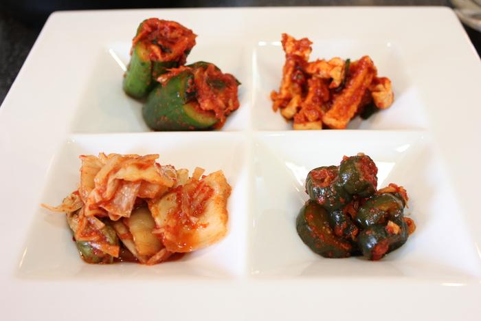 海鮮ポッサムキムチと、茹で豚のポッサム_a0223786_15132957.jpg