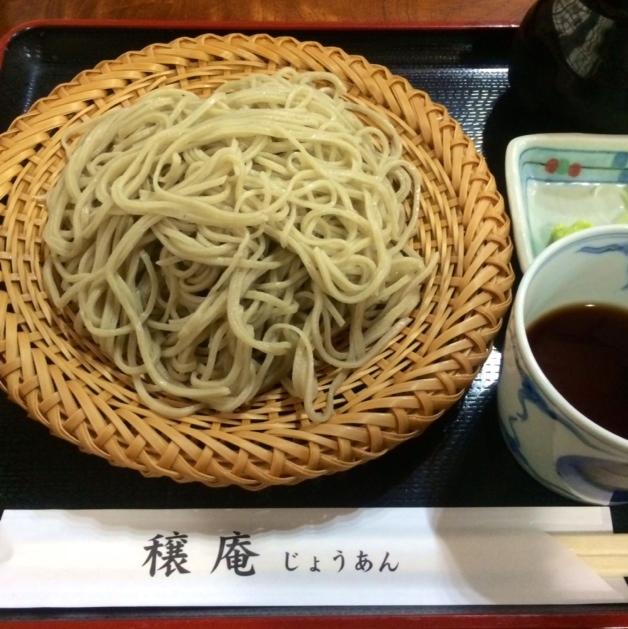 蕎麦「穣庵じょうあん」・秋保温泉!_a0161408_11372068.jpg