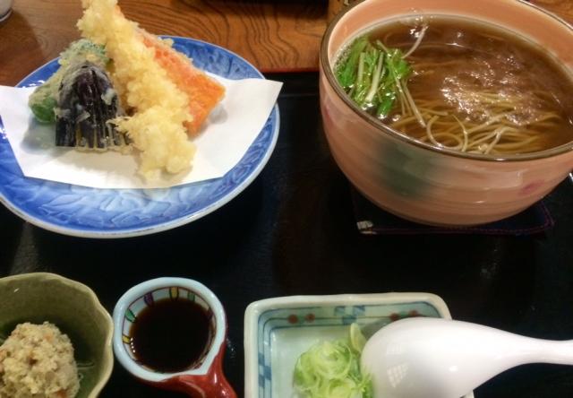 蕎麦「穣庵じょうあん」・秋保温泉!_a0161408_11373717.jpg