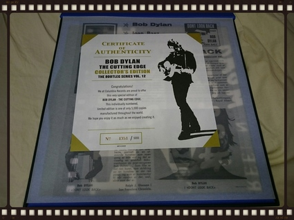 BOB DYLAN 1965-1966 THE CUTTING EDGE COLLECTOR\'S EDITION_b0042308_11175817.jpg