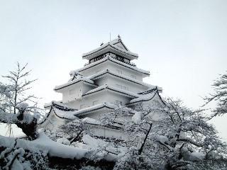鶴ヶ城公園_d0348249_1638619.jpg