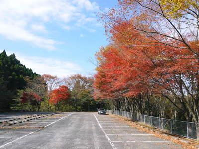 紅葉狩りにおすすめ!!菊池渓谷と菊池、阿蘇スカイラインの紅葉の穴場スポットを紹介!その2_a0254656_1731033.jpg