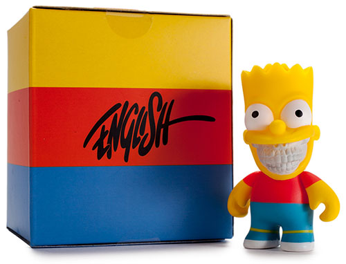 "The Simpsons- 3"" Grin Bart by Ron English_e0118156_1551834.jpg"