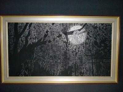 重要文化財復元画家第一人者 馬場良治先生作品展☆ : 山口 美肌・リンパケア専科 幸せの空間CoCo.