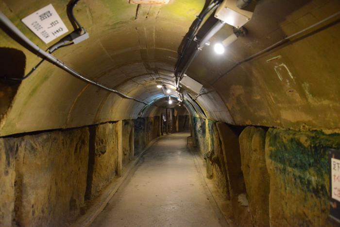 地下の穴倉に4000人もの兵士を収容~沖縄・旧海軍司令部壕写真_e0171573_13565981.jpg