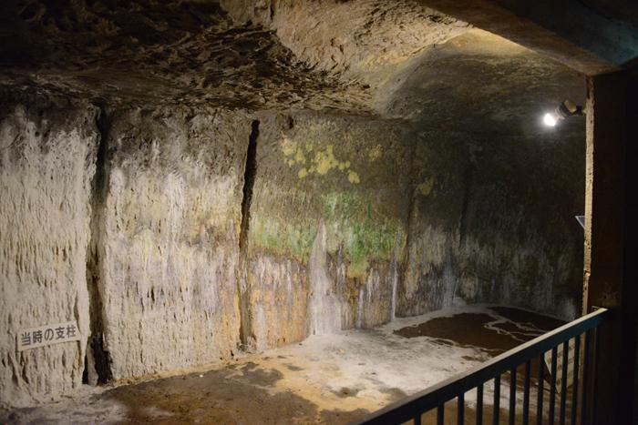 地下の穴倉に4000人もの兵士を収容~沖縄・旧海軍司令部壕写真_e0171573_13571868.jpg