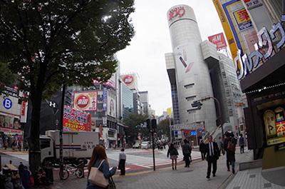 11月9日(月)今日の渋谷109前交差点_b0056983_10543735.jpg