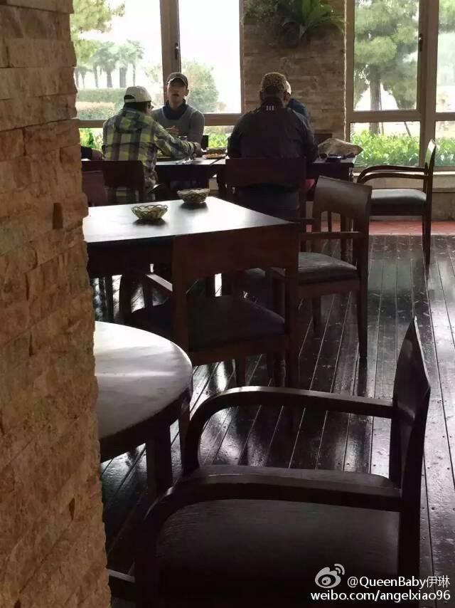 Rain 上海ゴルフ_c0047605_7564230.jpg