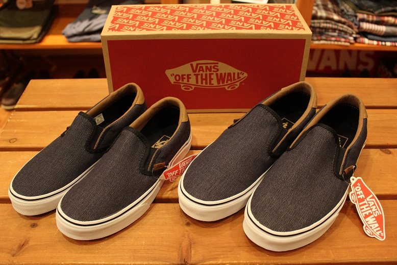 "VANS 2015 HOLIDAY LINE ""SLIP-ON\"" Item ご紹介_f0191324_926215.jpg"