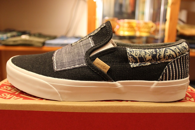 "VANS 2015 HOLIDAY LINE ""SLIP-ON\"" Item ご紹介_f0191324_9284446.jpg"