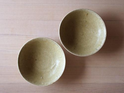長谷川奈津さんの四寸皿、四寸鉢。_a0026127_15411690.jpg