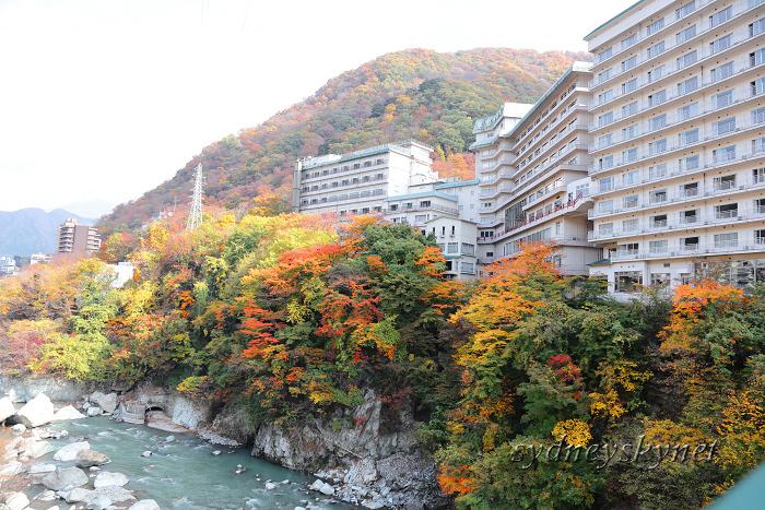 秋色 紅葉 ~2~ 鬼怒楯岩大吊橋_f0084337_10514207.jpg