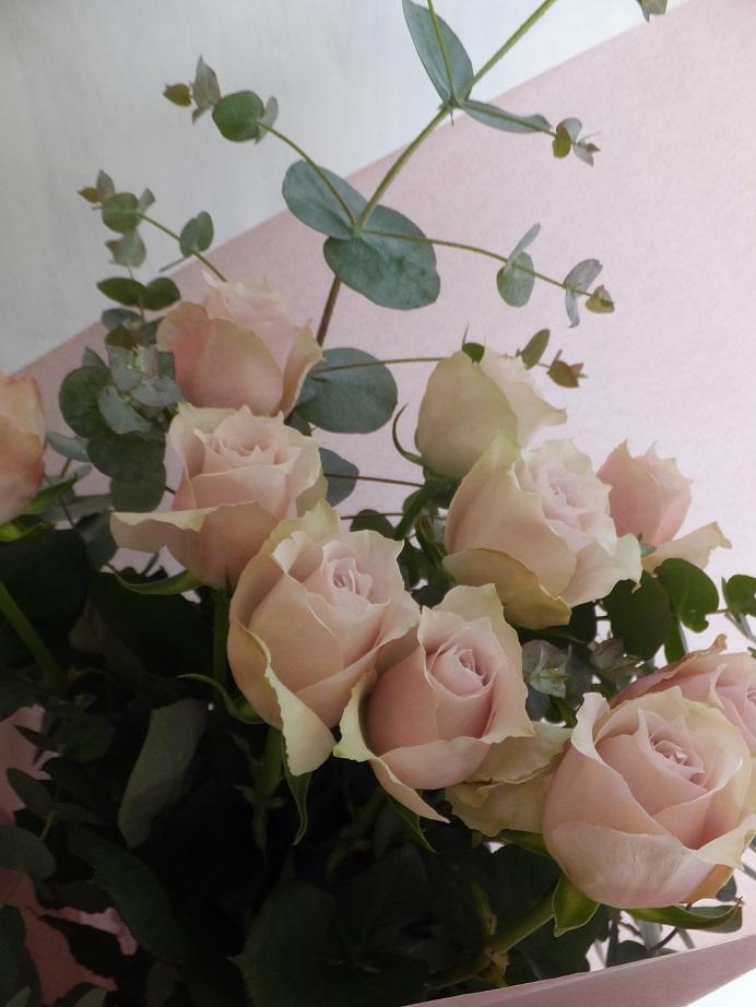 オークリーフ(秋バラの花束Ⅲ)_f0049672_17534728.jpg