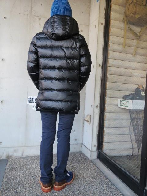 至極の雰囲気のWAVERLY DOWN JACKET ・・・ By Traditional Weather Wear_d0152280_3242215.jpg