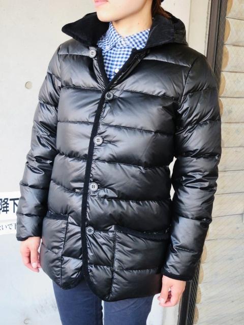 至極の雰囲気のWAVERLY DOWN JACKET ・・・ By Traditional Weather Wear_d0152280_3242765.jpg