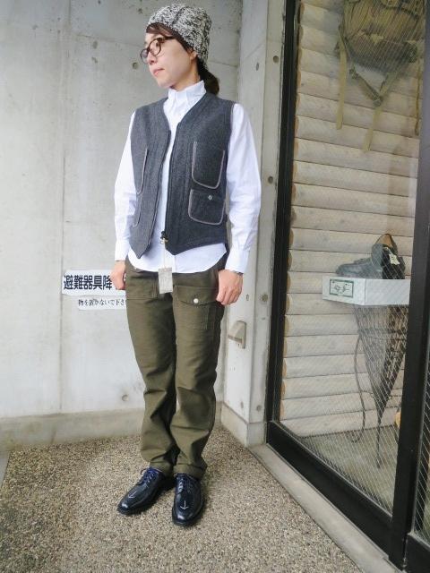 至極の雰囲気のWAVERLY DOWN JACKET ・・・ By Traditional Weather Wear_d0152280_3251410.jpg