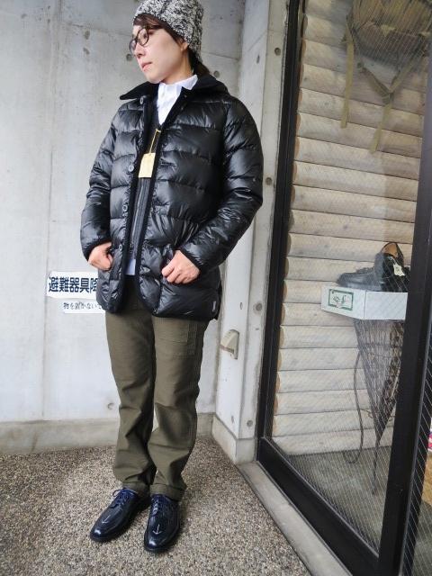 至極の雰囲気のWAVERLY DOWN JACKET ・・・ By Traditional Weather Wear_d0152280_325197.jpg