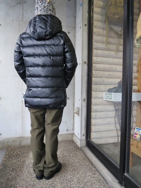 至極の雰囲気のWAVERLY DOWN JACKET ・・・ By Traditional Weather Wear_d0152280_3252621.jpg