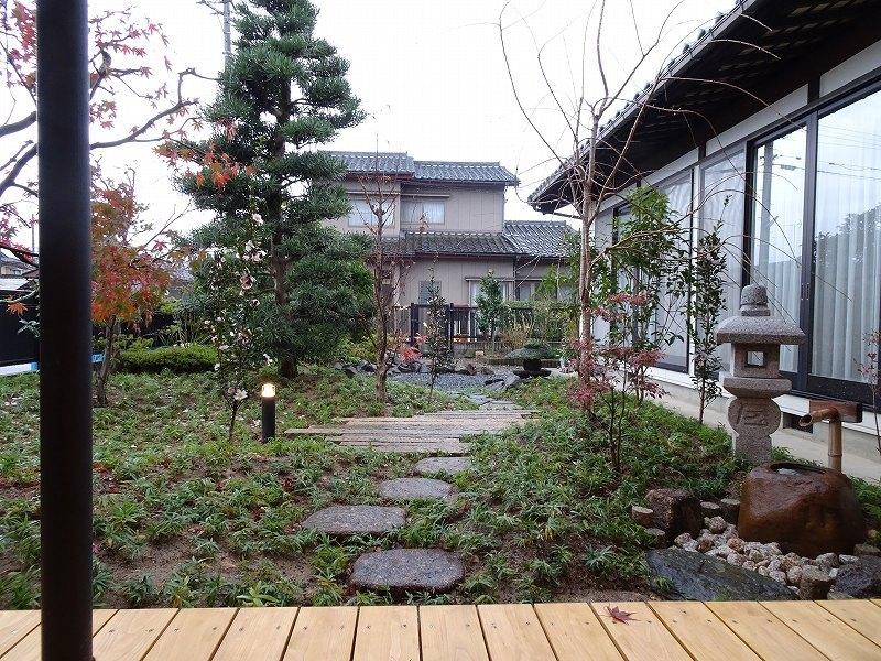 ■造園工事完了■_e0188083_23050709.jpg