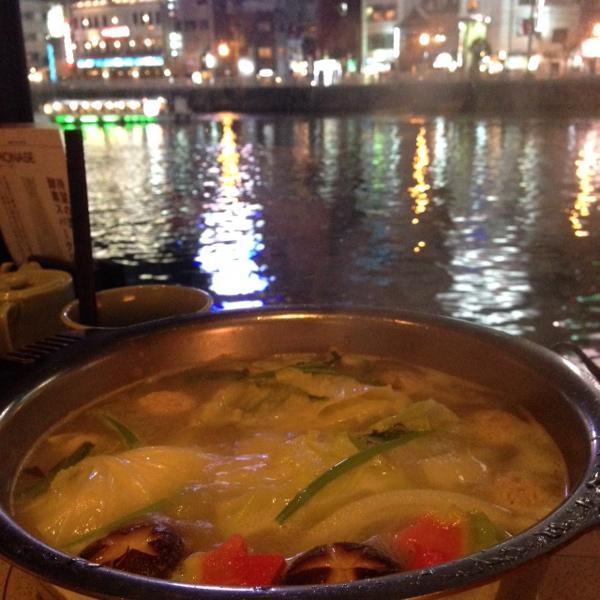 休みの日は、またまた!水炊き!_f0232994_0354044.jpg
