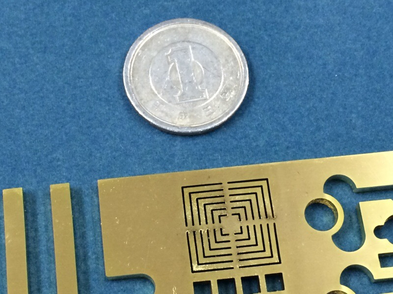 真鍮のレーザー切断_d0085634_1542480.jpg