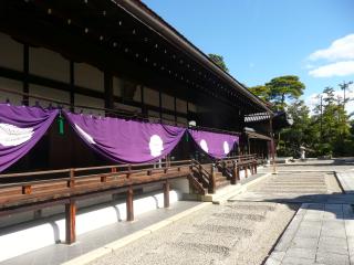 妙心寺で茶の湯 玉鳳院と龍泉庵へ_b0325640_155236.jpg