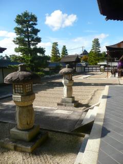 妙心寺で茶の湯 玉鳳院と龍泉庵へ_b0325640_15585765.jpg
