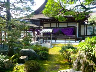 妙心寺で茶の湯 玉鳳院と龍泉庵へ_b0325640_165191.jpg