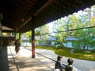 妙心寺で茶の湯 玉鳳院と龍泉庵へ_b0325640_19235071.jpg