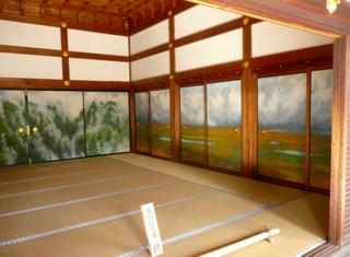 妙心寺で茶の湯 玉鳳院と龍泉庵へ_b0325640_19362777.jpg