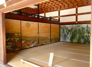 妙心寺で茶の湯 玉鳳院と龍泉庵へ_b0325640_19364291.jpg
