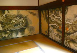 妙心寺で茶の湯 玉鳳院と龍泉庵へ_b0325640_1938179.jpg