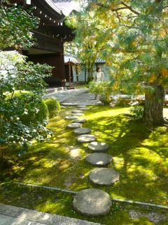 妙心寺で茶の湯 玉鳳院と龍泉庵へ_b0325640_1939481.jpg