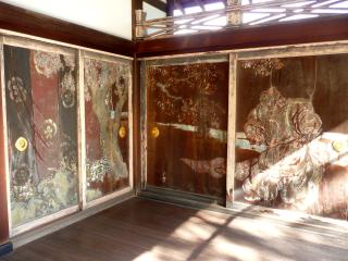 妙心寺で茶の湯 玉鳳院と龍泉庵へ_b0325640_20392224.jpg