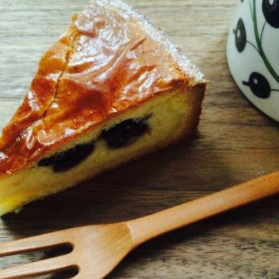 Gâteau basque....._e0220645_22391121.jpg