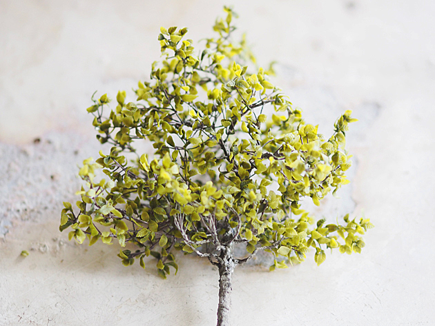 miniature* Tree できました_e0172847_14510042.jpg