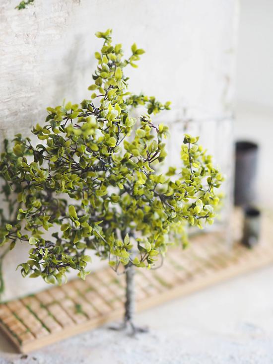 miniature* Tree できました_e0172847_14510586.jpg