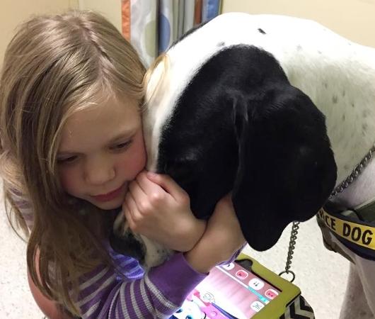 難病と闘う11歳の少女、ベラちゃんと犬のジョージ_b0007805_10281779.jpg