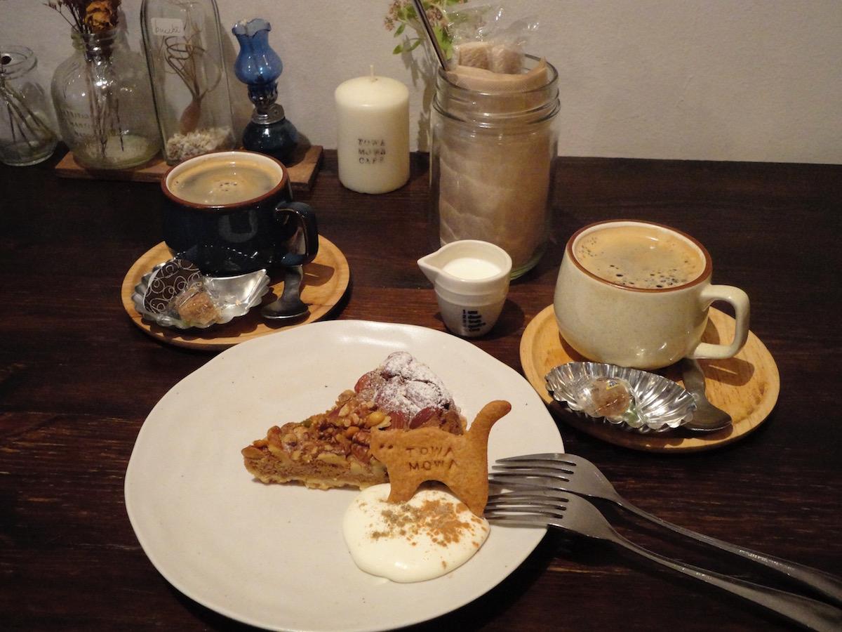 towa mowa cafeでお茶_e0230011_17561488.jpg