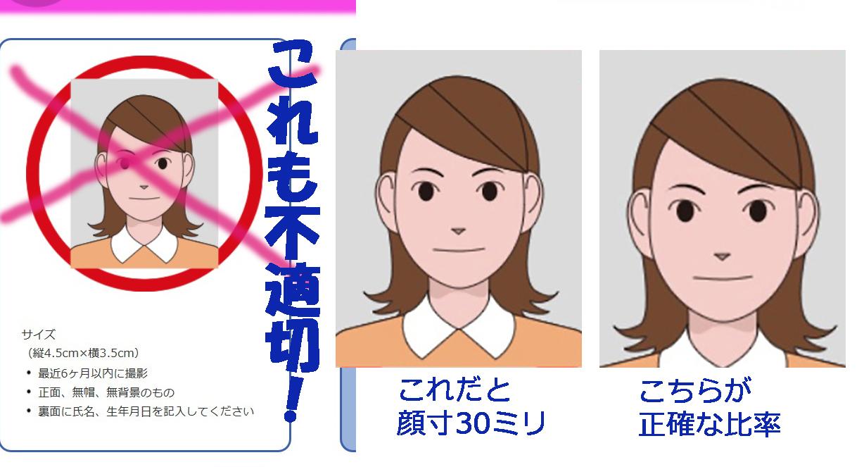マイナンバーすでに破たん②:パスポートの顔はでかいなあ_c0052876_1323579.jpg