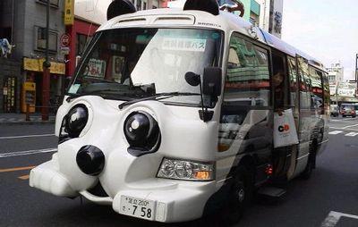 浅草でパンダバスに乗ってみた_e0234016_1883530.jpg