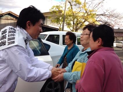 『 福島県議会議員選挙も終盤戦 』_f0259324_2231898.jpg