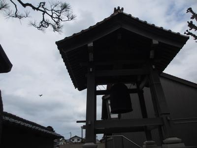 「芭蕉の館」研修旅⑥西照寺の鐘_f0289632_21153636.jpg