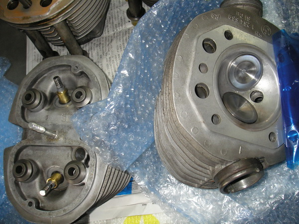 BMW Rtype ヘッドの加工、修正_e0218639_12104115.jpg