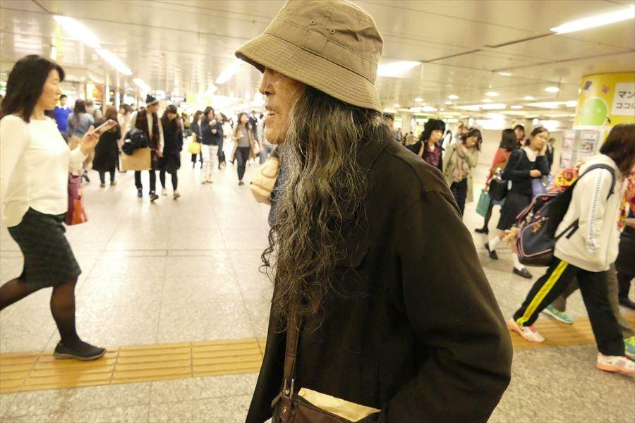 ギリヤーク尼ヶ崎さん、次回は埼玉川越公演、12/6です_d0179447_2120174.jpg