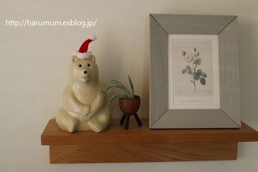 ちょこっとクリスマスデコ_d0291758_22552388.jpg