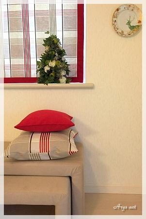 クリスマス用カーテン_c0243369_2157406.jpg