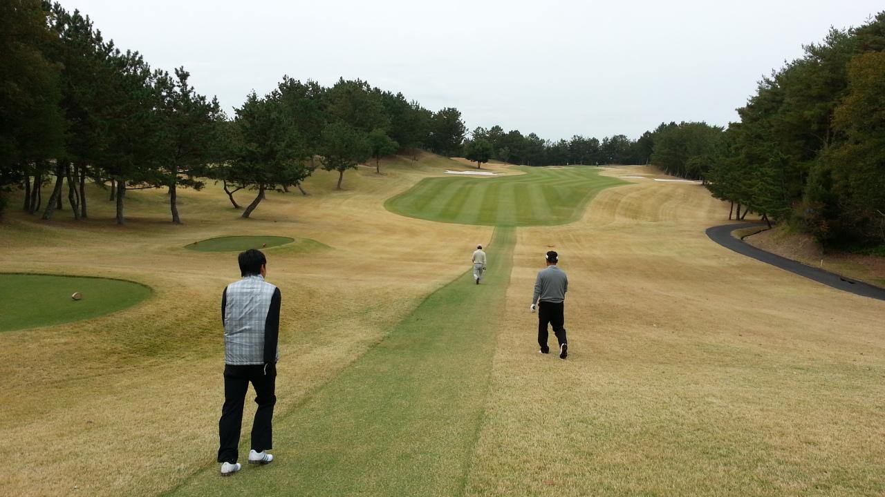 今年3回目のABCゴルフ倶楽部_c0160277_18521691.jpg